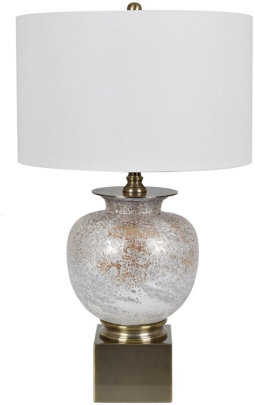 Crestview Collection Lighting Selborne Table Lamp