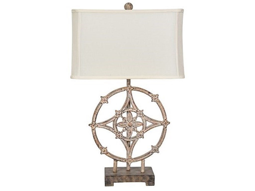 Crestview Collection LightingClara Table Lamp