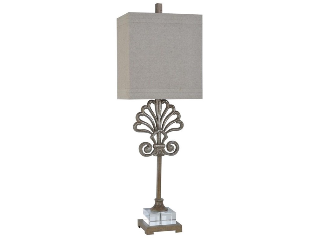 Crestview Collection LightingSoventry Buffet Lamp