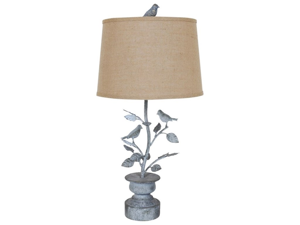 Crestview Collection LightingSpring Planter Table Lamp