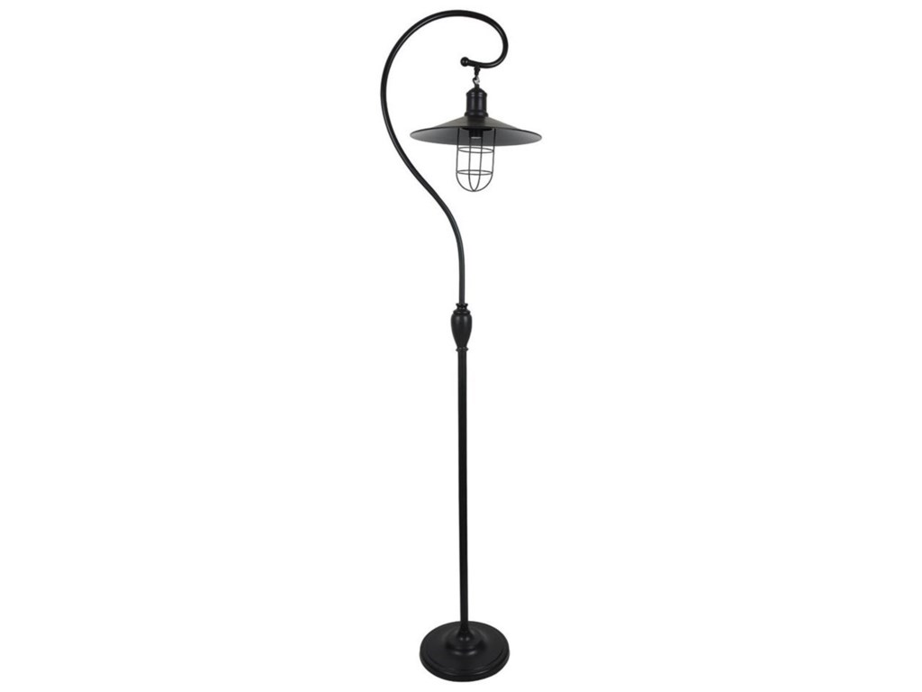 Crestview Collection LightingHarbor Side Floor Lamp