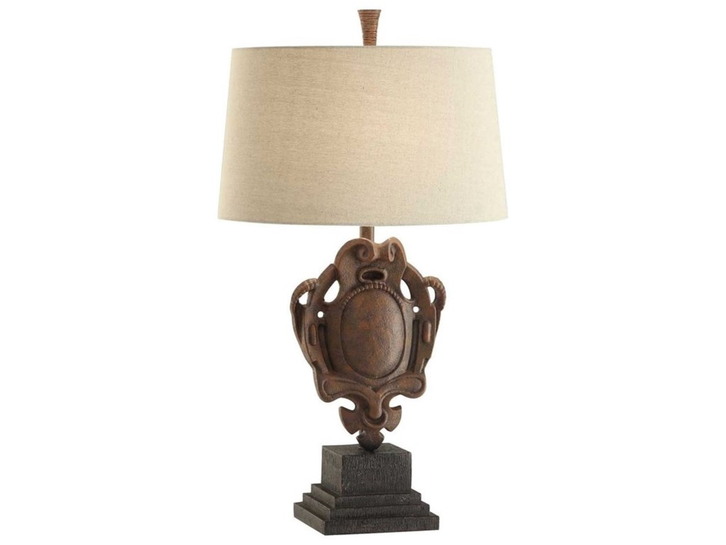 Crestview Collection LightingCressant Table Lamp