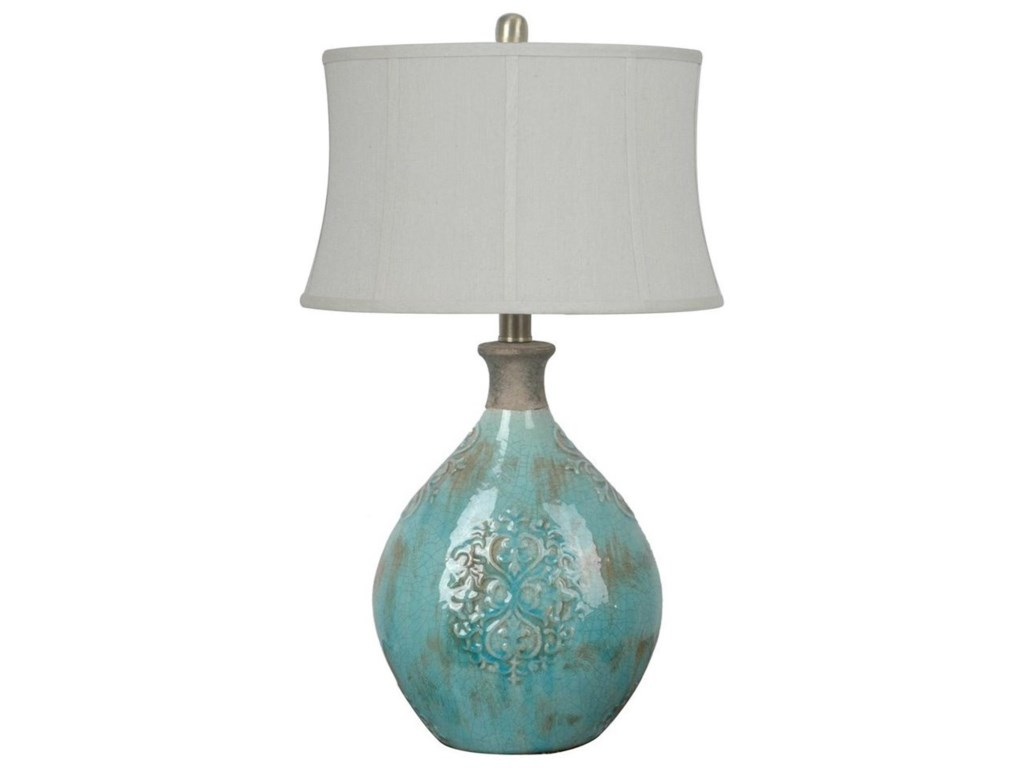 Crestview Collection LightingLinnet Table Lamp