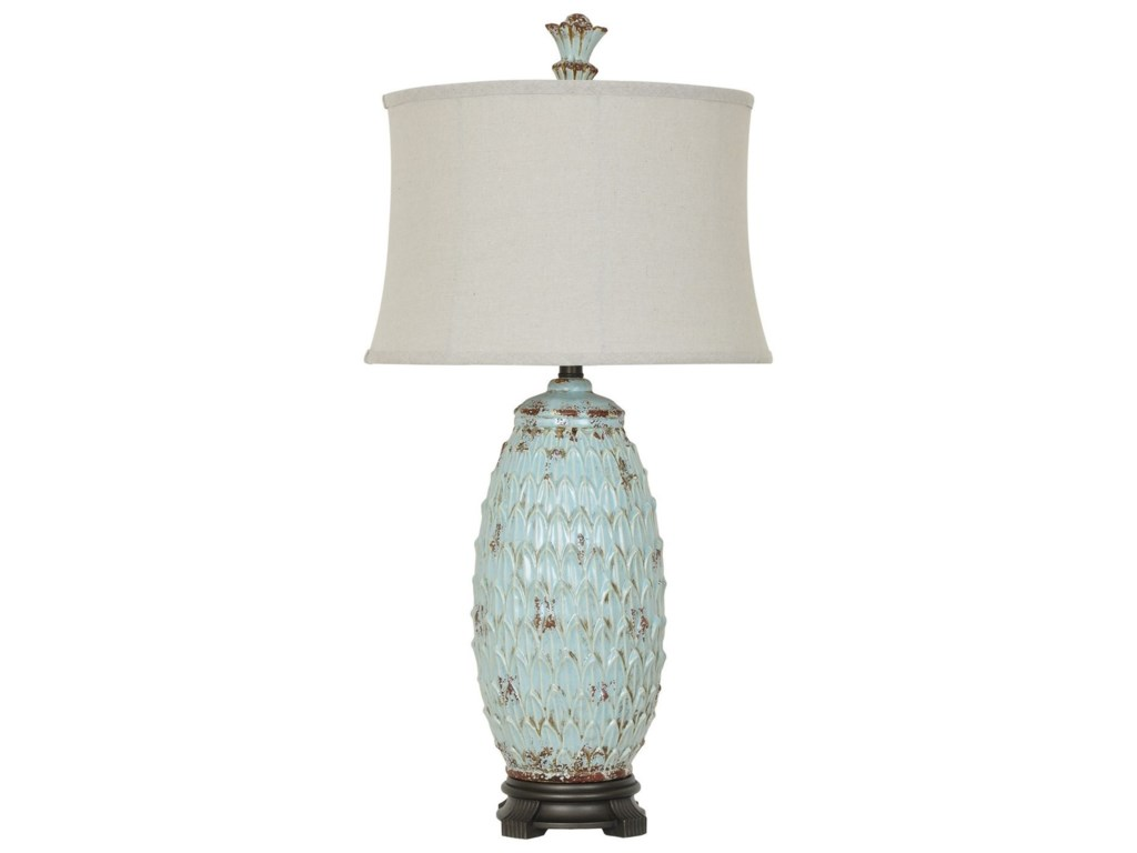 Crestview Collection LightingColony Table Lamp