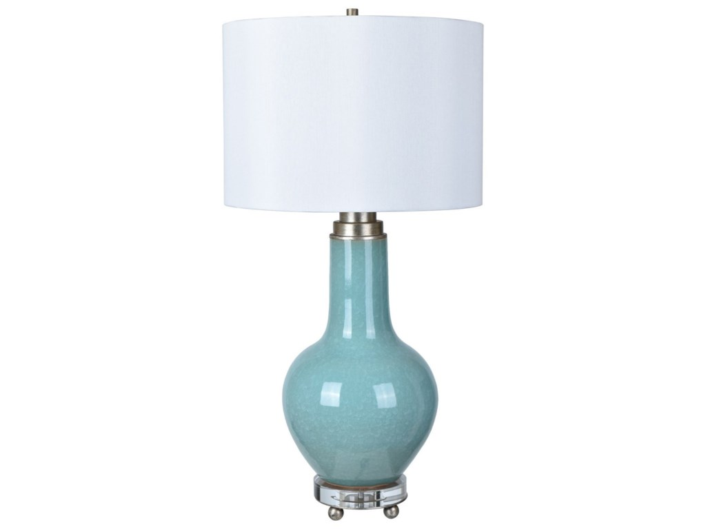 Crestview Collection LightingPenta Table Lamp