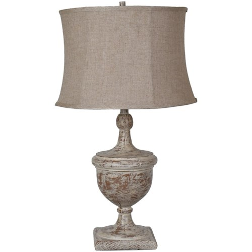 Crestview Collection Lighting Dumont Table Lamp