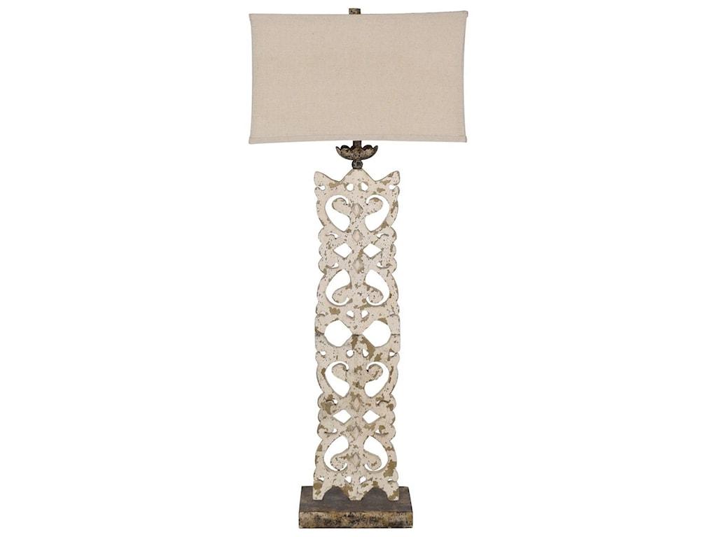 Crestview Collection LightingMariposa Buffet Lamp