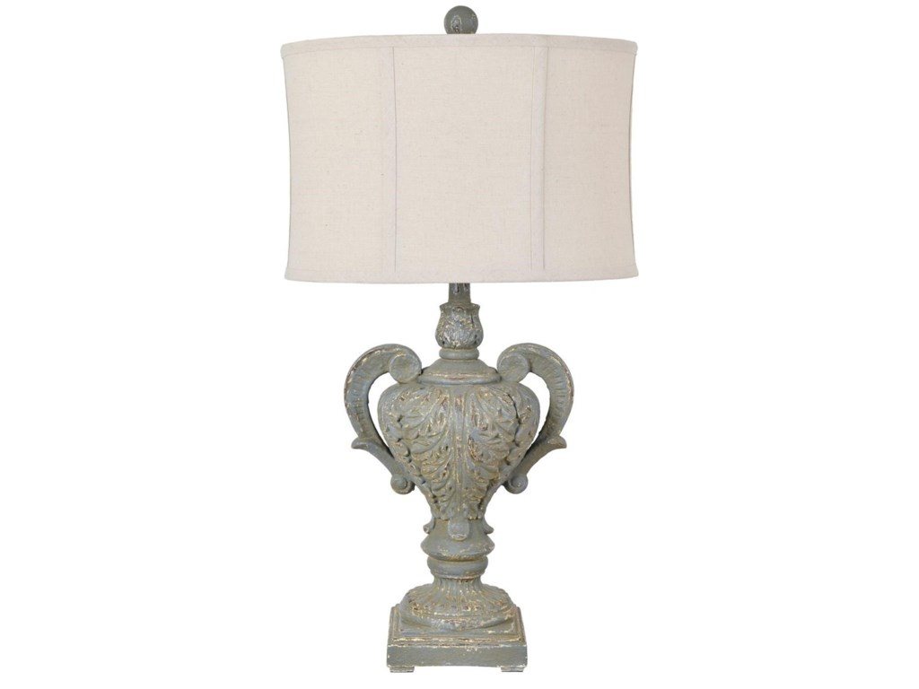Crestview Collection LightingCalico Table Lamp