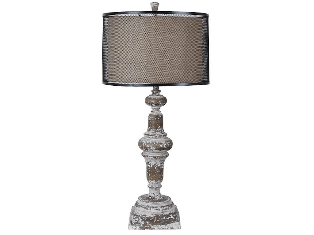 Crestview Collection LightingVento table Lamp