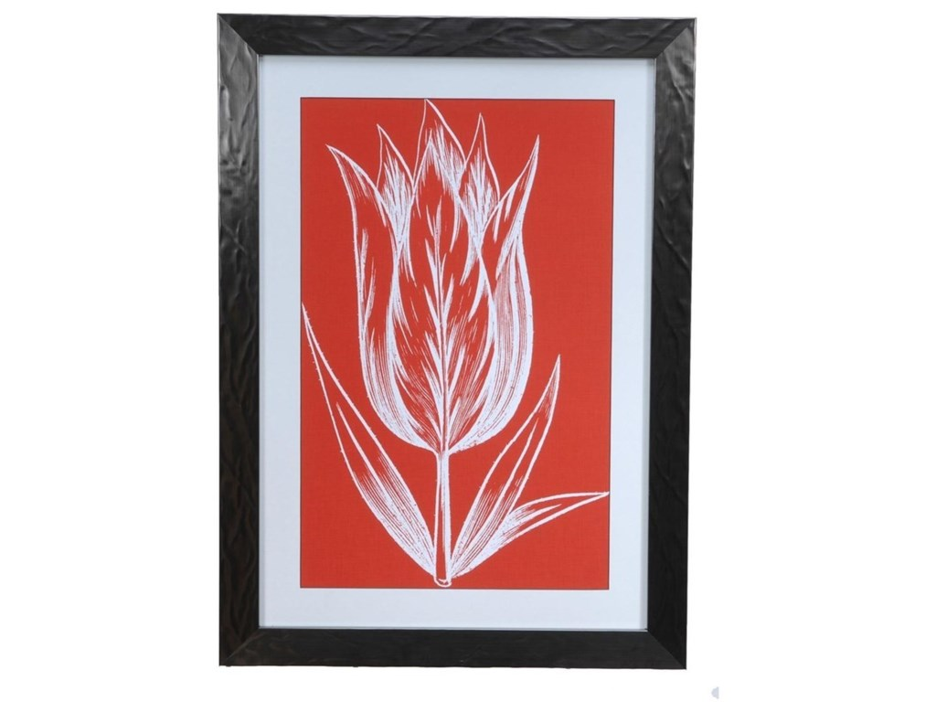 Crestview Collection Prints and PaintingsChromatic Tulips 8
