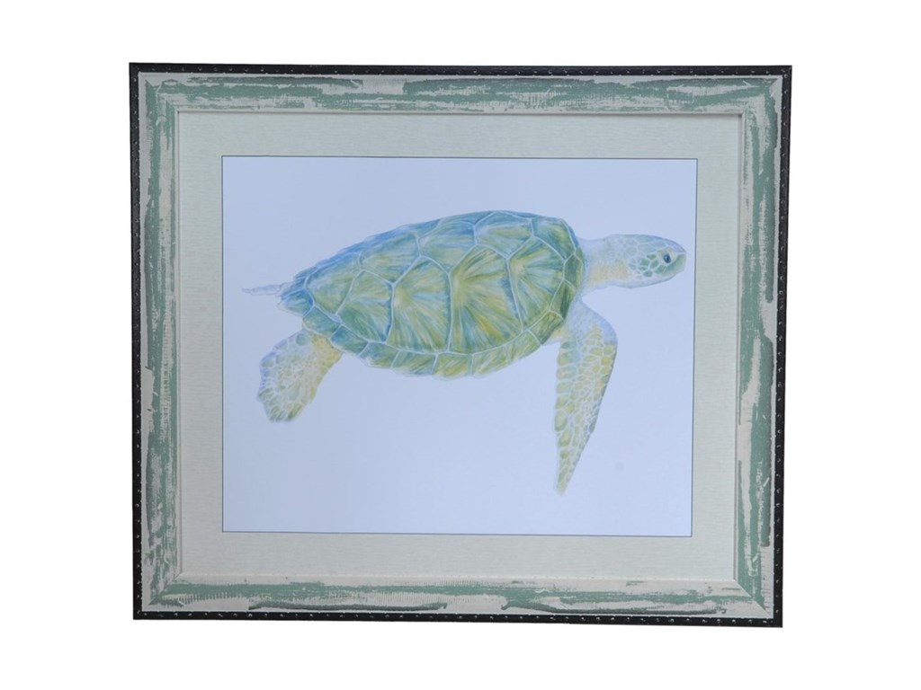 Crestview Collection Prints and PaintingsSea Turtle 1