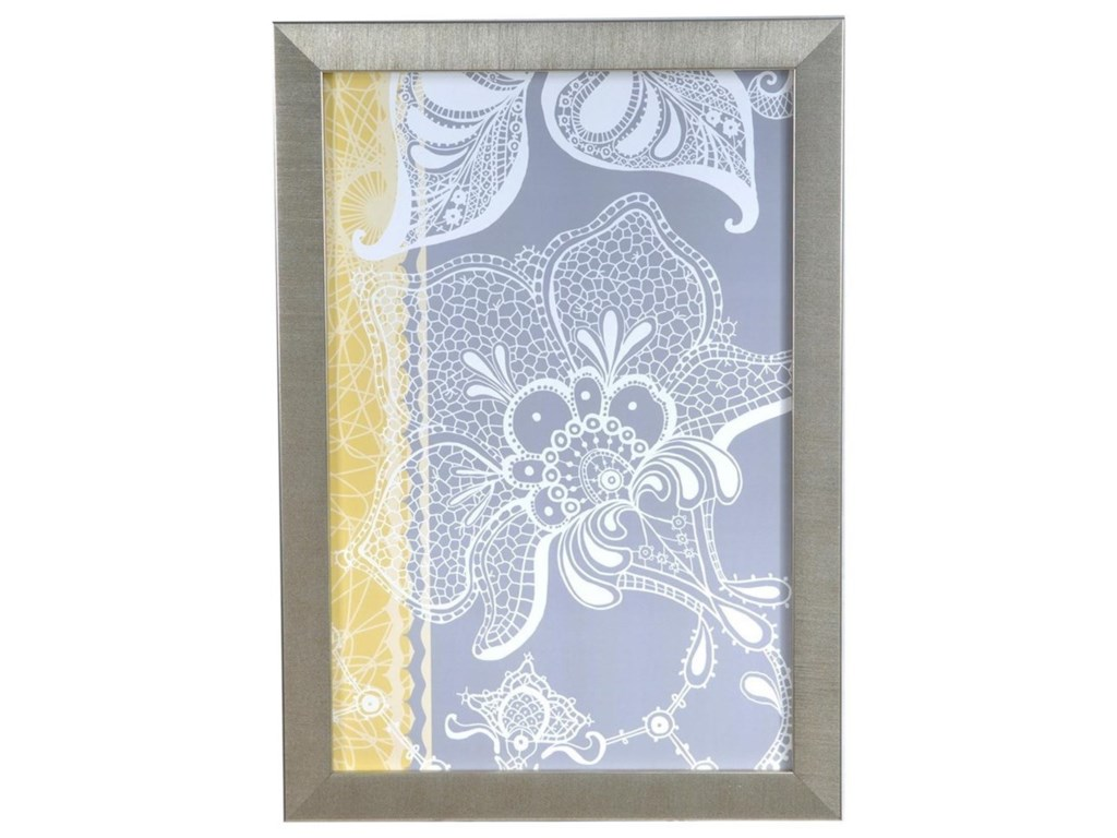 Crestview Collection Prints and PaintingsWild Lace 1