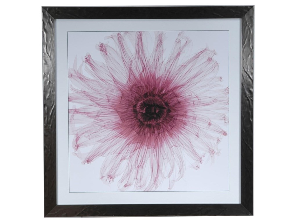 Crestview Collection Prints and PaintingsDahila Raspberry