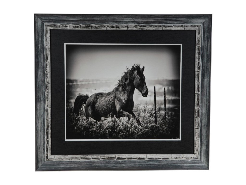 Crestview Collection Prints and PaintingsRunning Horse