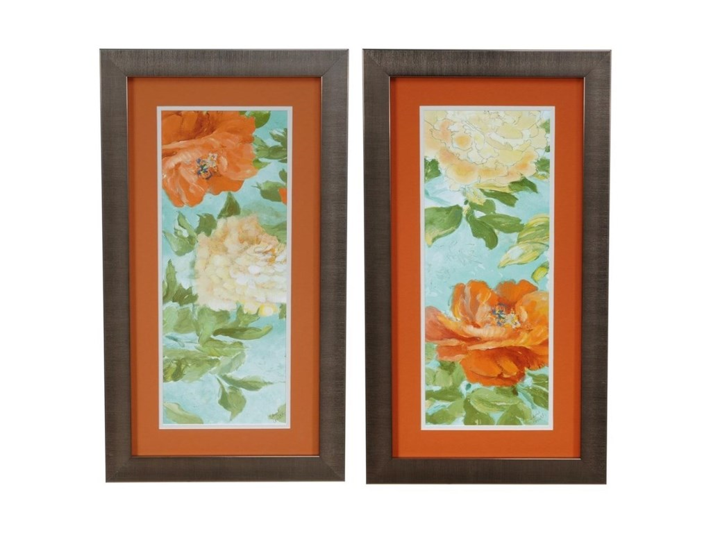 Crestview Collection Prints and PaintingsOrange Delight