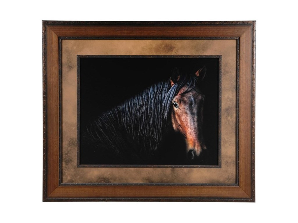 Crestview Collection Prints and PaintingsHorse Portrait