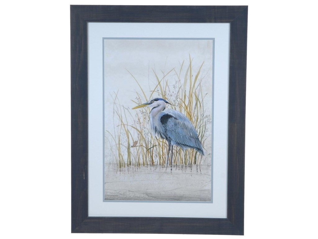 Crestview Collection Prints and PaintingsHeron Sanctuary 2
