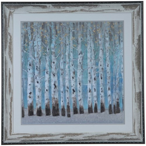 Crestview Collection Prints and Paintings Into The Forest 2