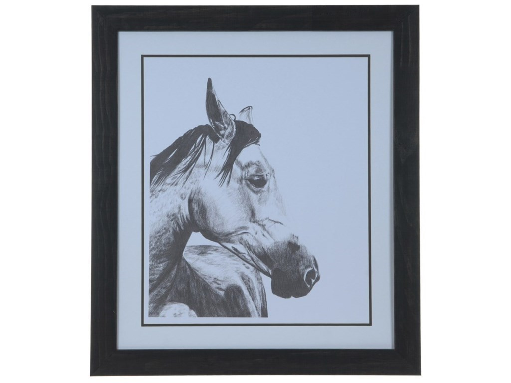 Crestview Collection Prints and PaintingsHorse Snapshot 2