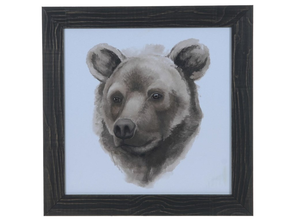 Crestview Collection Prints and PaintingsAnimal Study (Bear)