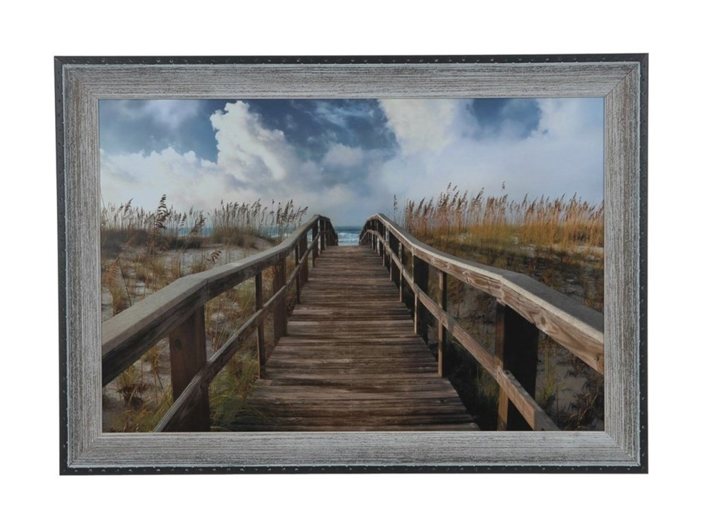 Crestview Collection Prints and PaintingsPath To Paradise