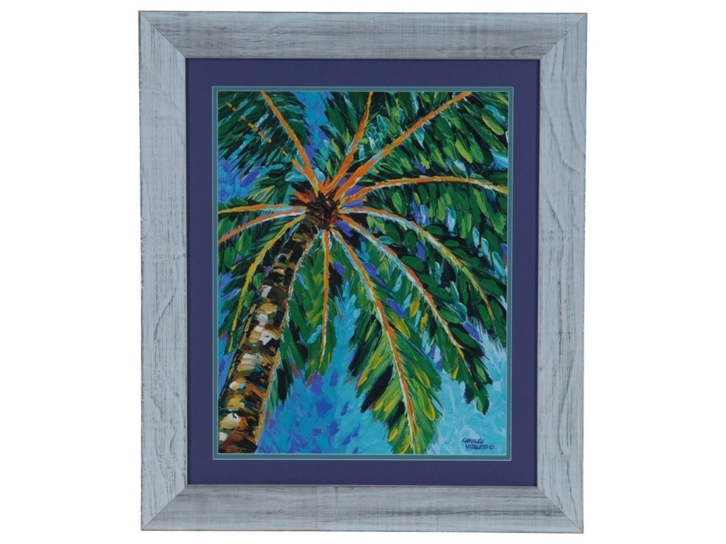 Crestview Collection Prints and PaintingsUnder The Palm 1