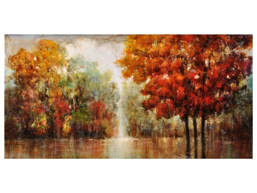 Crestview Collection Prints and PaintingsGolden Glow