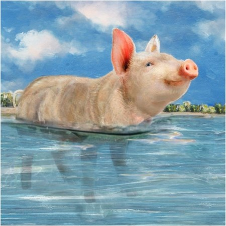 Pig In Paradise
