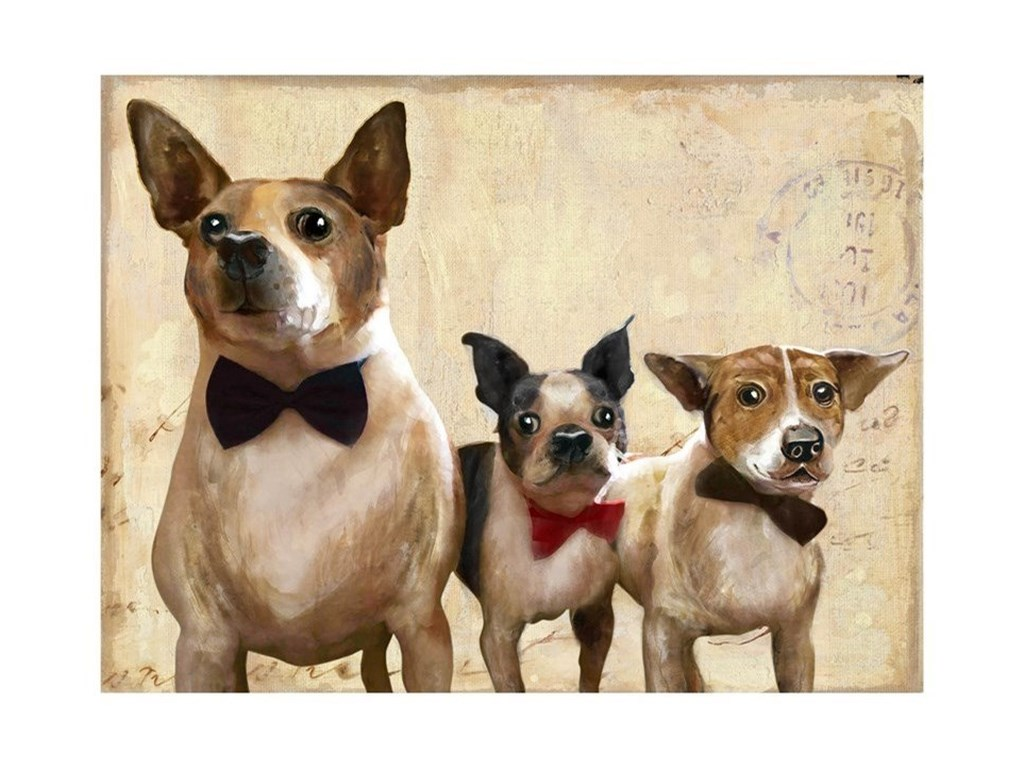 Crestview Collection Prints and PaintingsThree Amigos