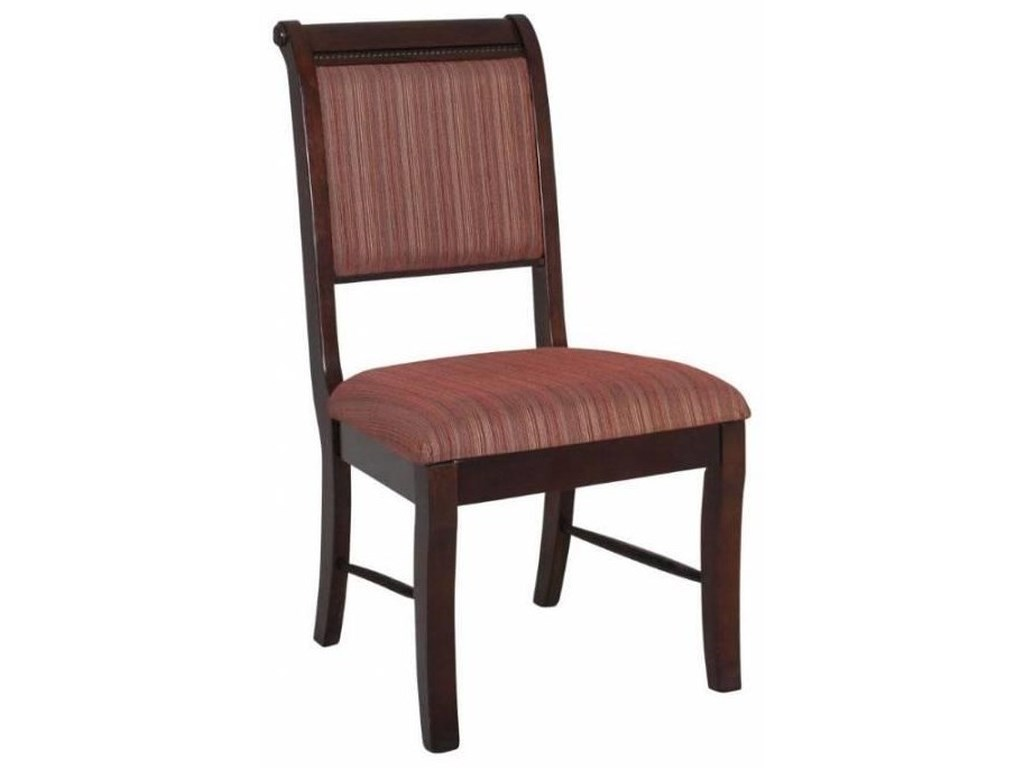 Royal Fair MerlotDining Side Chair
