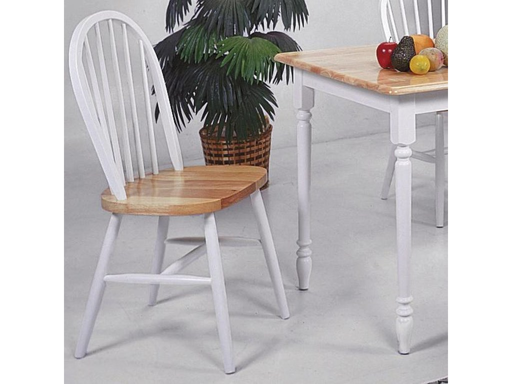 Collection One FarmhouseDining Side Chair
