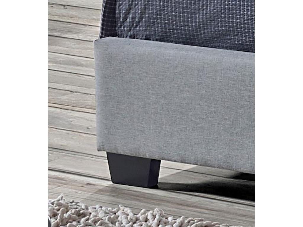 Del Sol CM Tilda 5274Tilda Upholstered Bed