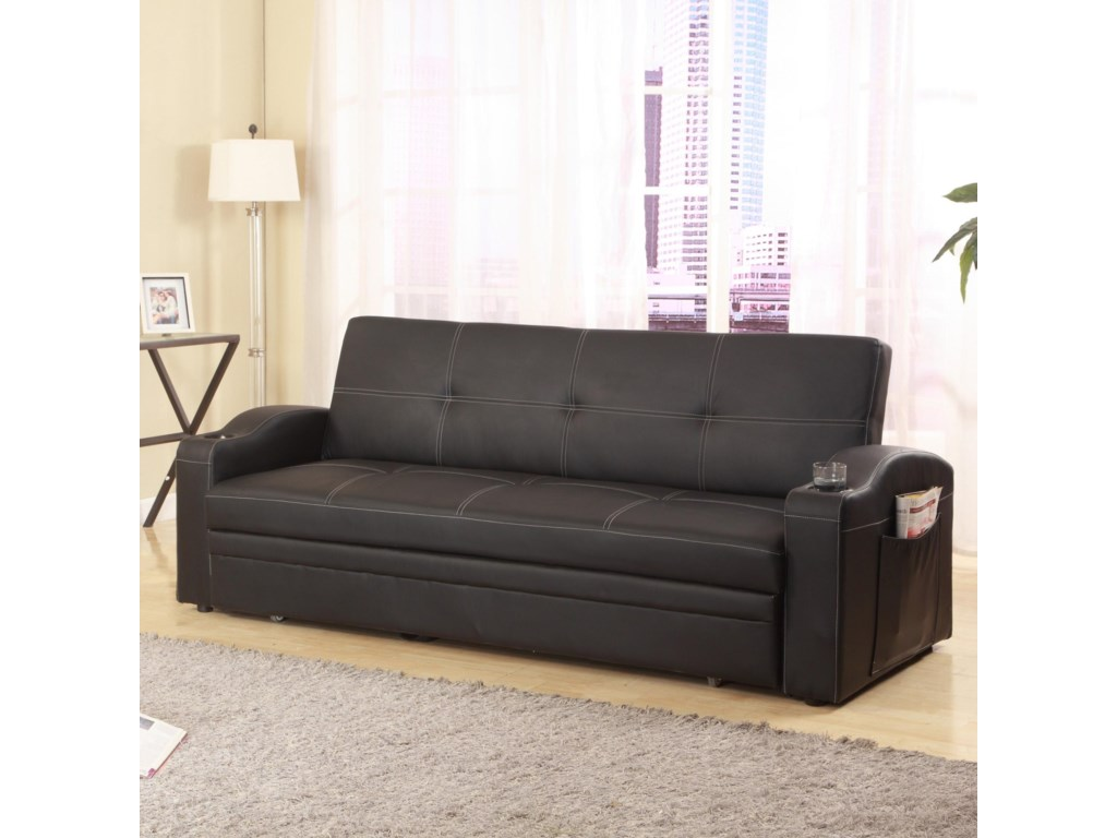 Crown Mark 5310Easton Adjustable Sofa