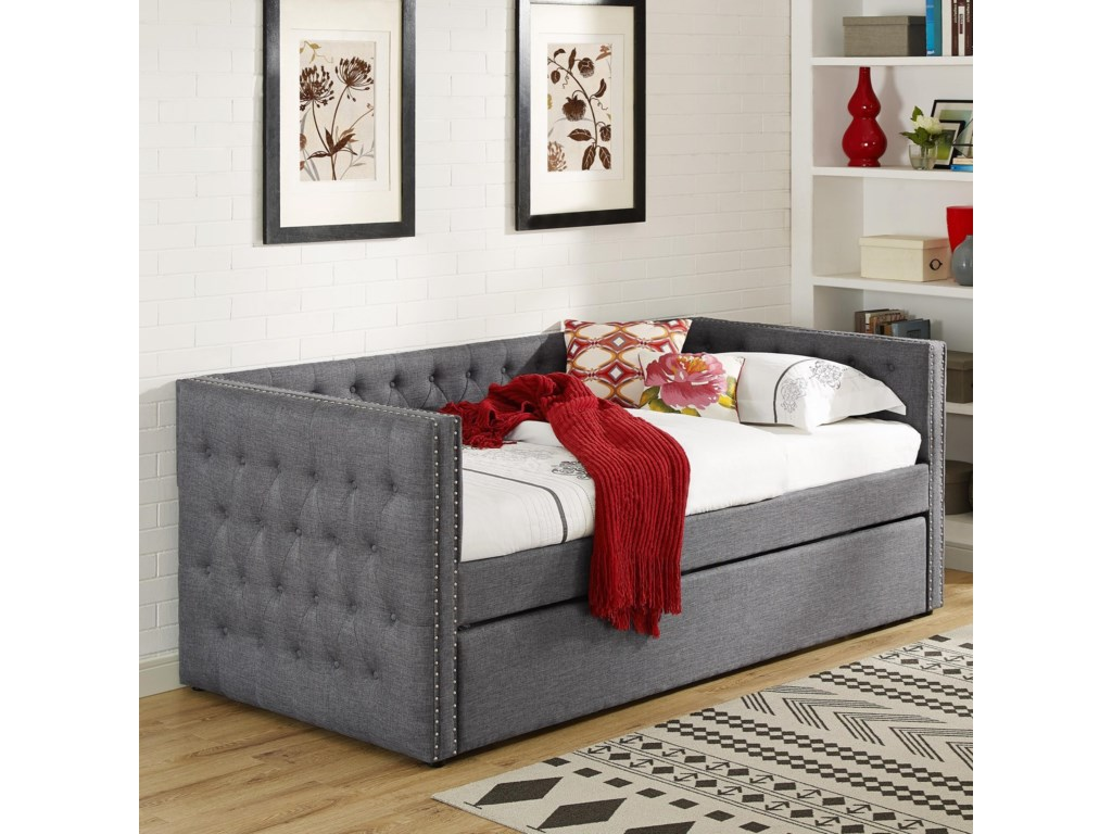 Collection # 1 5335 GreyDaybed