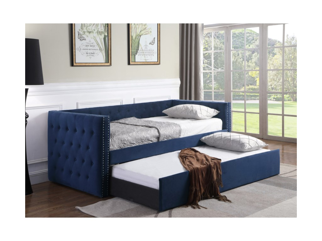 Royal Fair 5335 NavyDaybed