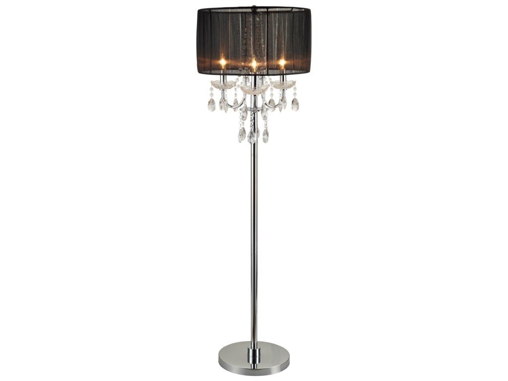 Crown Mark 6123Floor Lamp