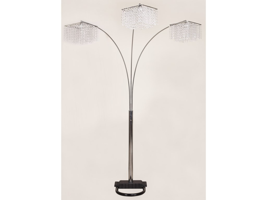 Crown Mark 6213Floor Lamp