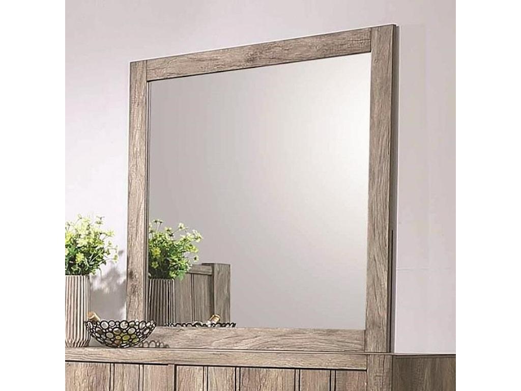 Crown Mark AbbotDresser Mirror