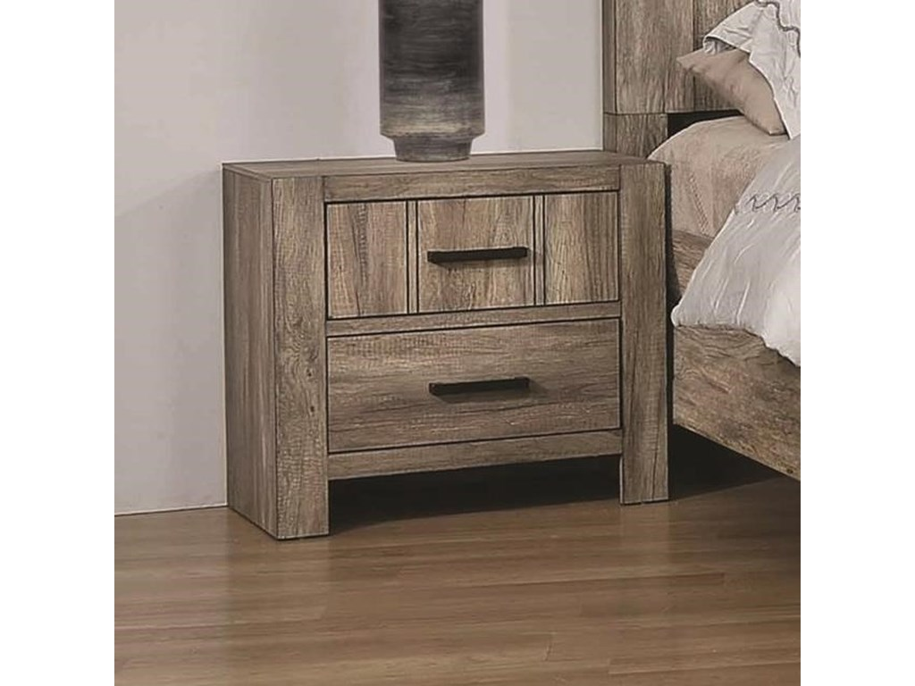 Crown Mark AbbotNightstand