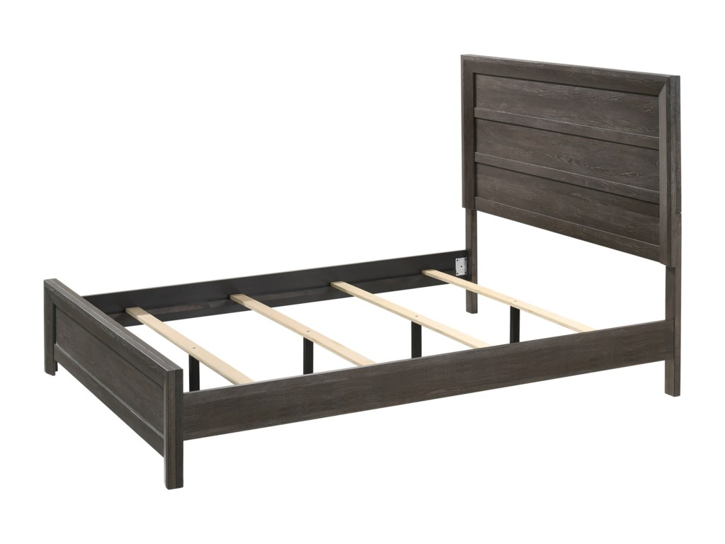 Crown Mark AdelaideQueen Panel Bed