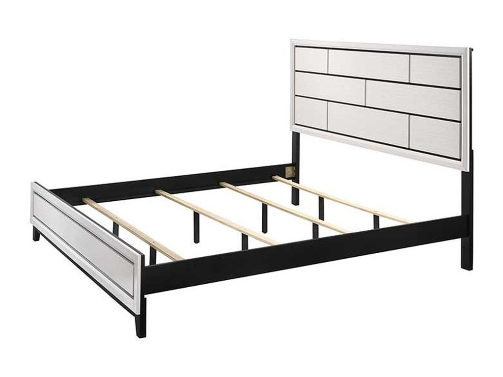 Crown Mark AkersonCalifornia King Platform Bed