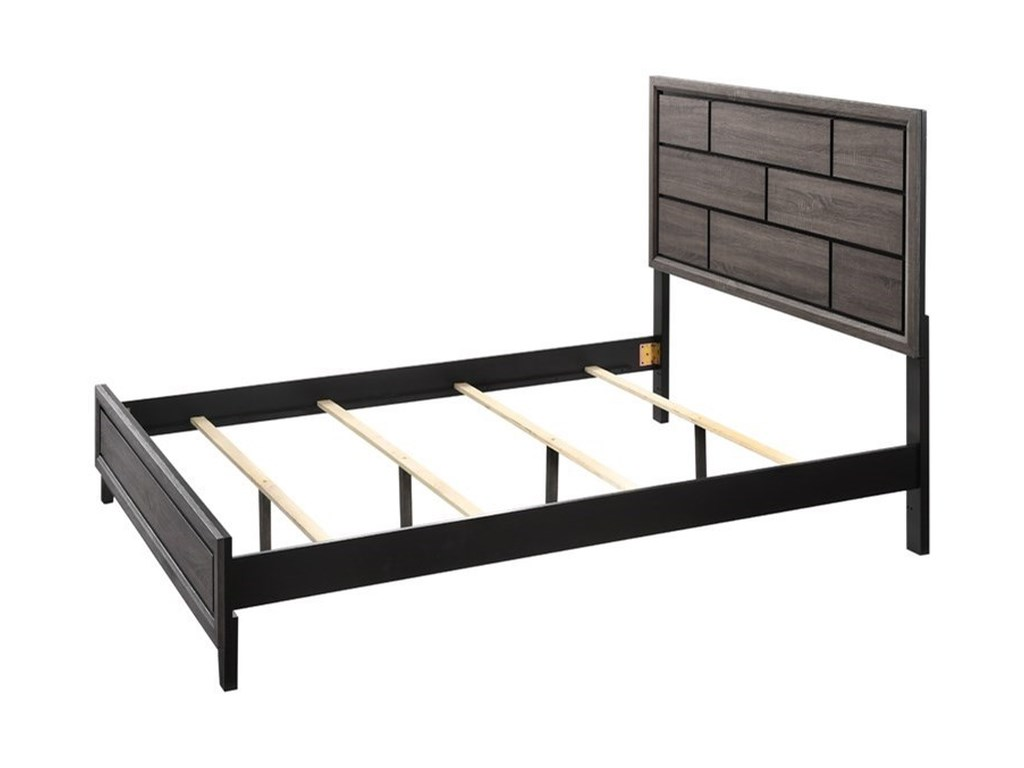 Crown Mark AkersonKing Platform Bed