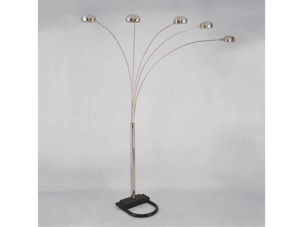 Crown Mark ArcFloor Lamp