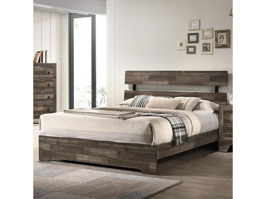 Crown Mark AtticusQueen Bed