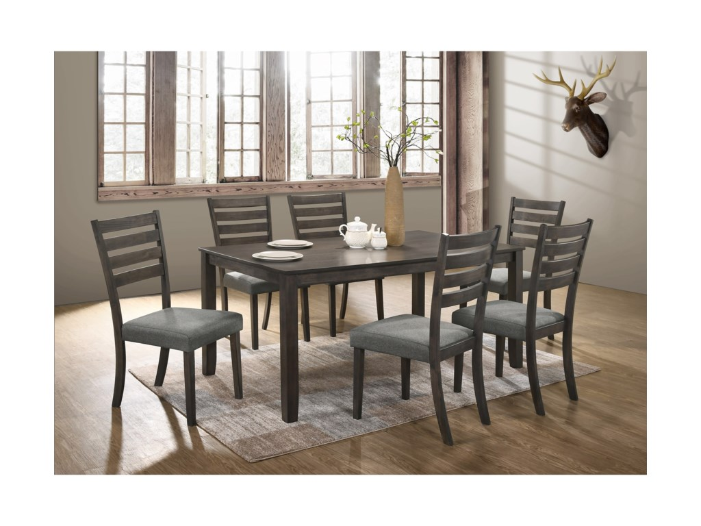 Crown Mark Aubery DiningDining Table