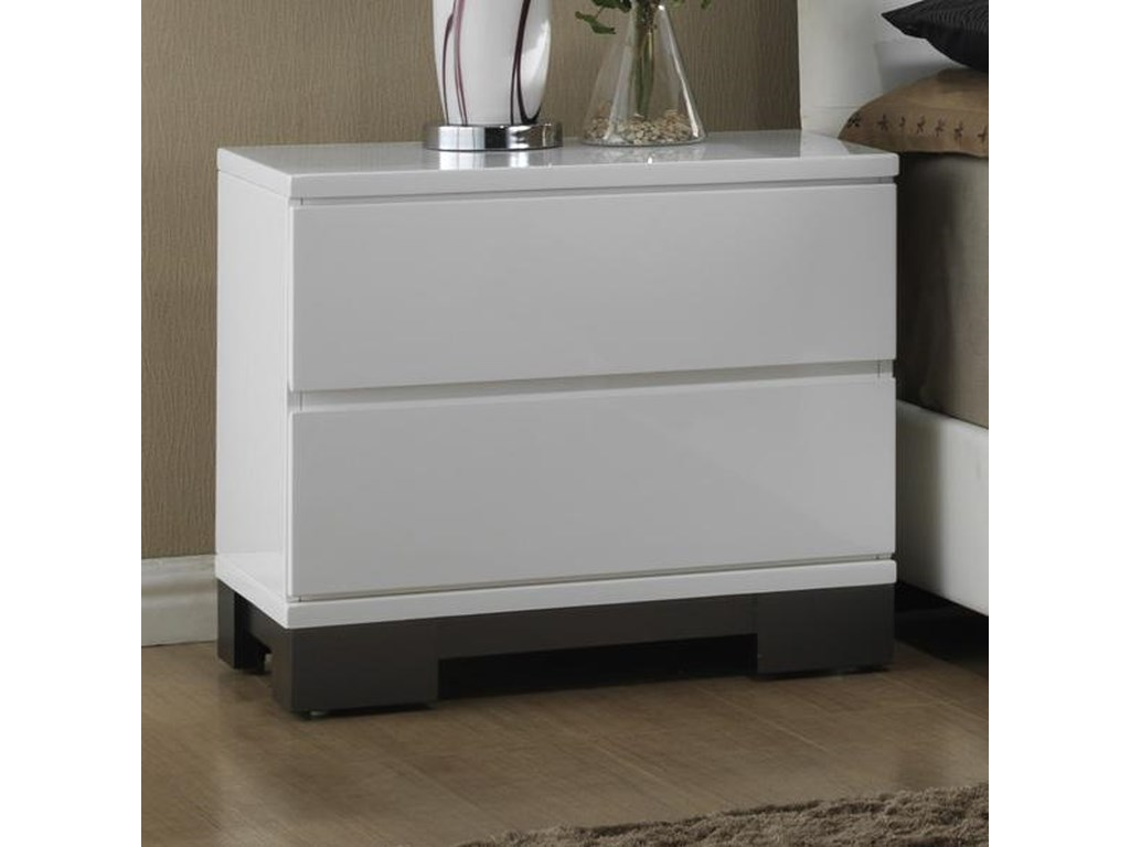 Crown Mark Avery Nightstand