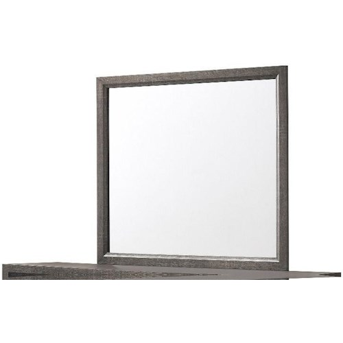 CM B4620 Akerson Grey B4620- Mirror Akerson Grey