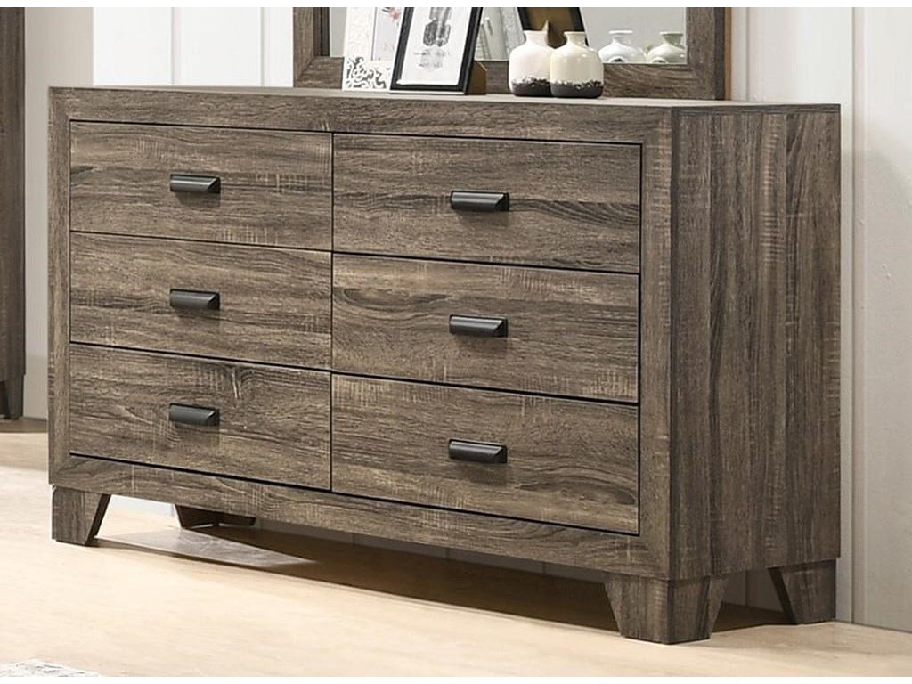 Crown Mark B9200Dresser