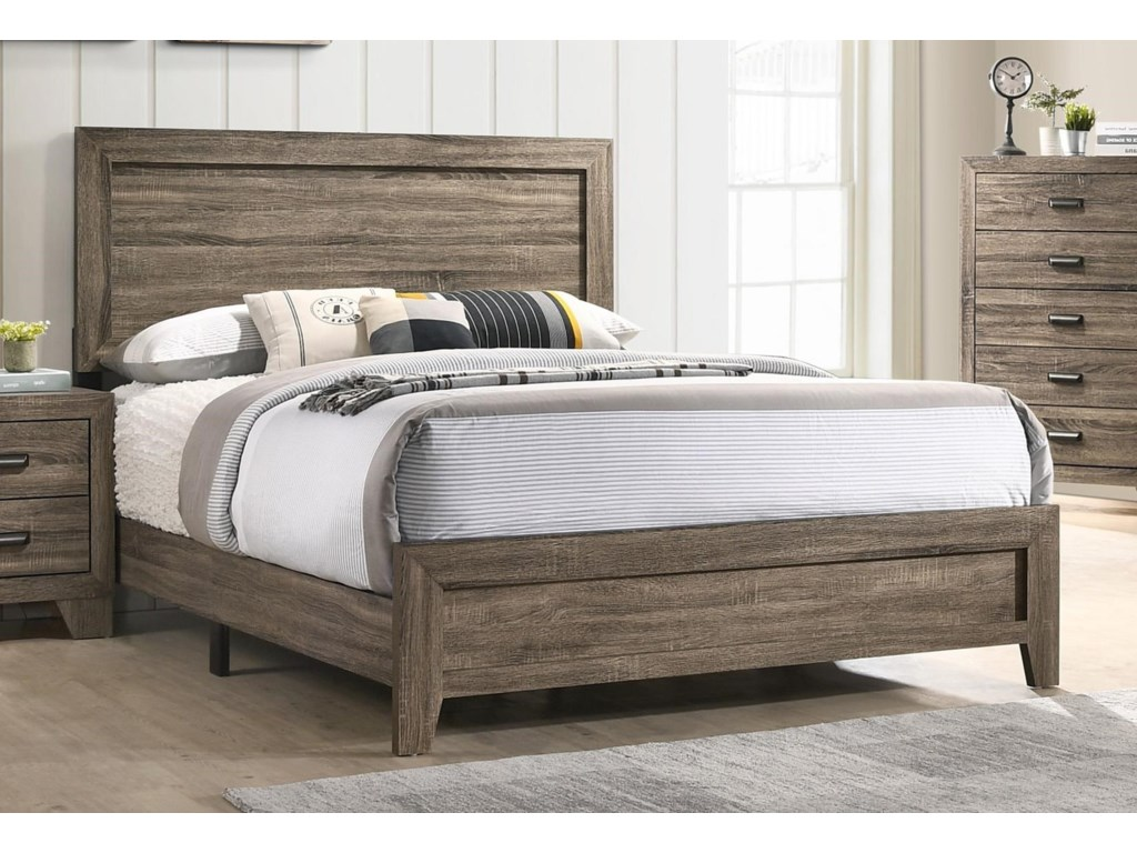 Crown Mark B9200Twin Bed