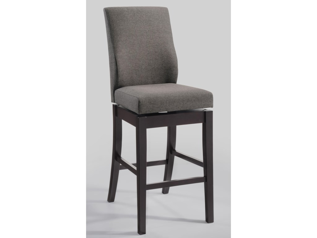 Crown mark bar stools 2786s 24 peb tillary swivel counter height stool dunk bright furniture bar stools